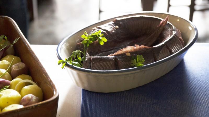 preparacao lampreia