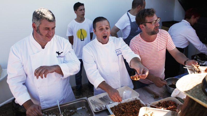 chefs e tiago pereira