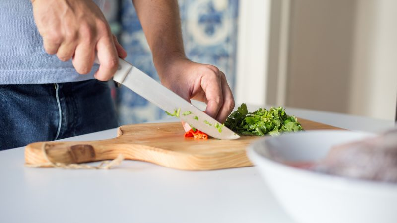 Assobio with Fish Stew Pasta 10