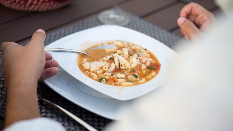 Assobio with Fish Stew Pasta 13